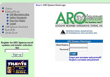 Aro Systems