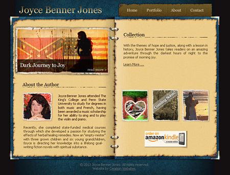 Author JB Jones