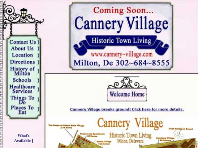 Cannery Village