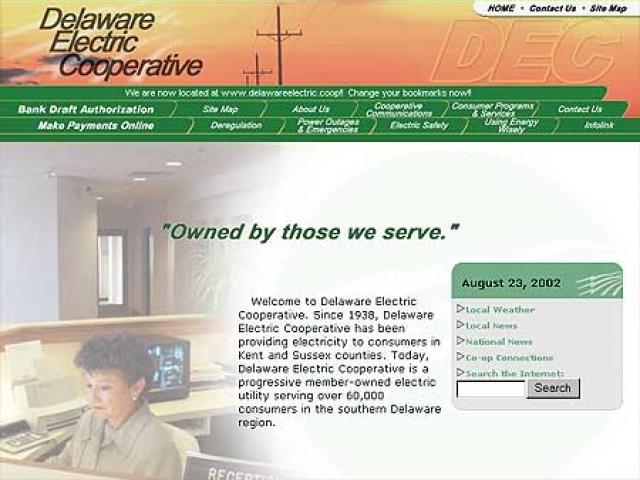 Delaware Electric Coop