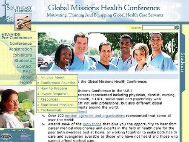 Global Missions Health Conference