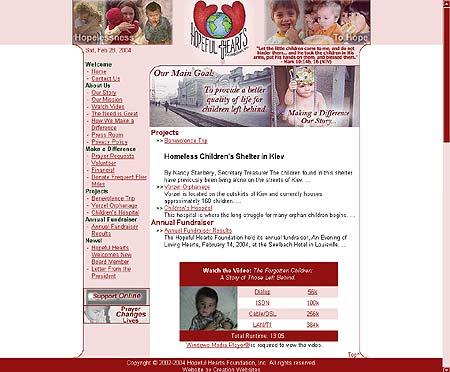 Hopeful Hearts Foundation, Inc.