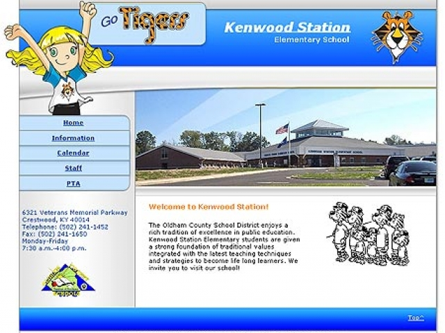 Kenwood Station Elementary School