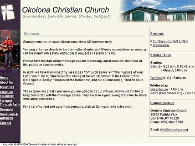 Okolona Christian Church