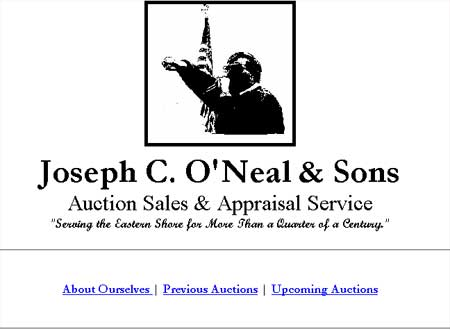 O'Neal's Auction