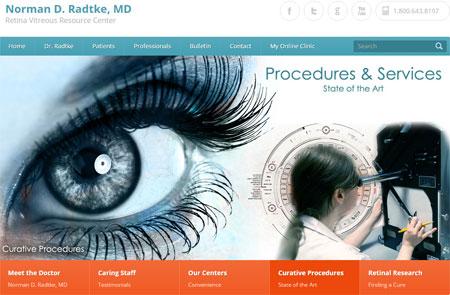 Retinal Vitreous Resource Center