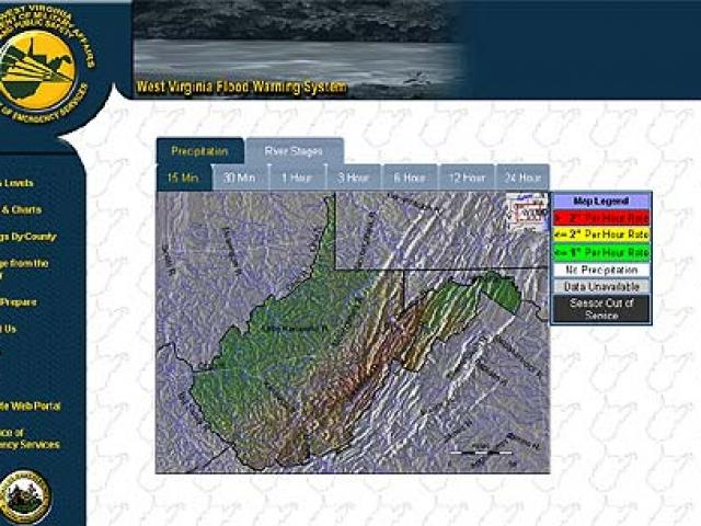 National Automated Flood Warning System